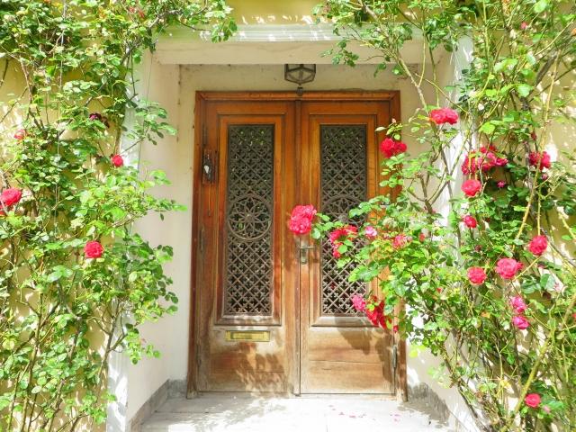 風水的に良い玄関